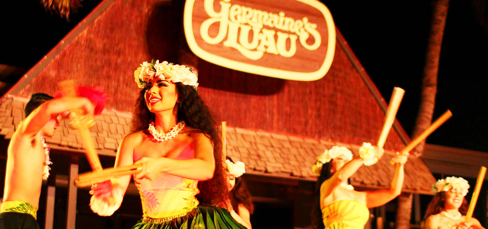 Germaine's Luau Slide 2